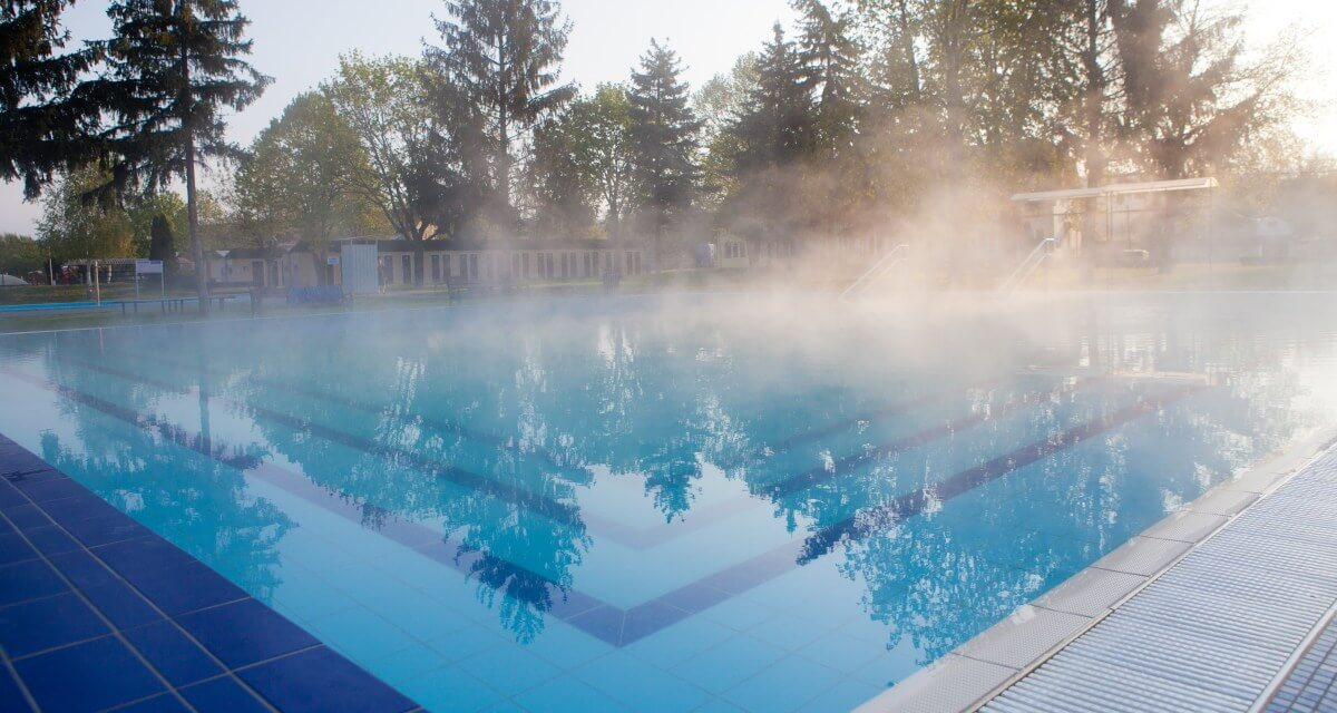 Pool heaters to heat up your swimming pool